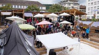 Bienne: la Robert Walser Sculpture est fermée