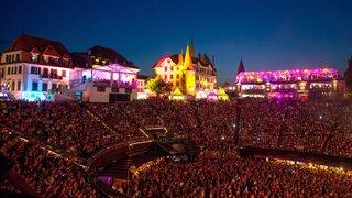 Avenches: la 28e édition du festival Rock Oz'Arènes attire 36'000 personnes