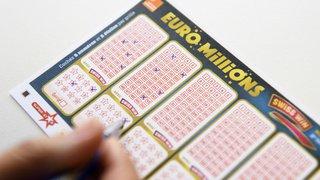 Euro Millions: pas de gagnant vendredi, le jackpot grimpe à 117 millions