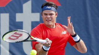 Tennis – US Open: le Canadien Milos Raonic blessé déclare forfait