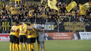 Football - Coupe suisse: Young Boys met du temps à s'imposer face à Carouge