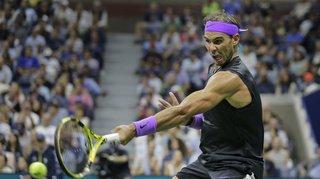 Tennis – US Open: Rafael Nadal perd son premier set mais se qualifie pour les quarts de finale