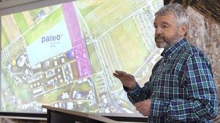 «C'est terriblement excitant de redessiner une ville comme Paléo»