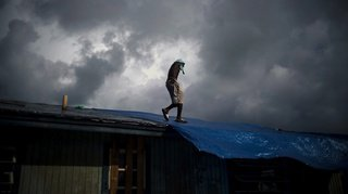 Intempéries: la tempête Humberto épargne les Bahamas