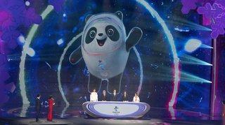 JO d'hiver de 2022 à Pékin: la Chine choisit un panda comme mascotte