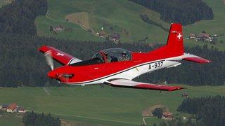 Armée: le crash du PC-7 au Schreckhorn (BE) est dû à une erreur du pilote