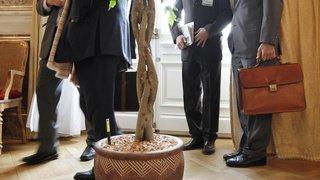 Conflits d'intérêts des parlementaires: le conseil des Etats veut les brider