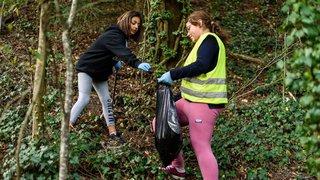 Les écoliers d'Aubonne volent au secours de la planète