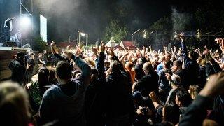 Venoge festival: franc succès pour la première édition sans cash