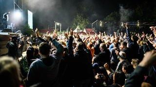 Soirée rock au Venoge Festival