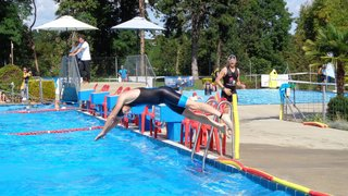 Triathlon d'Aubonne: Wider et Egger gagnent pour s'entraîner