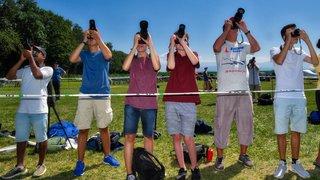 Fly-in de Prangins: ils photographient tout ce qui vole