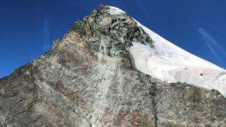 Haut-Valais: un alpiniste de 21 ans perd la vie au Pollux, au-dessus de Zermatt