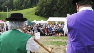 Saint-Cergue: vaches et bergers à l'honneur à la Mi-été