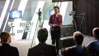 Gland valide son soutien financier au pôle média qui accueille NRTV
