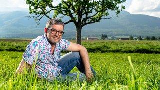 Didier Sandoz, 30 ans de terrain et de passion