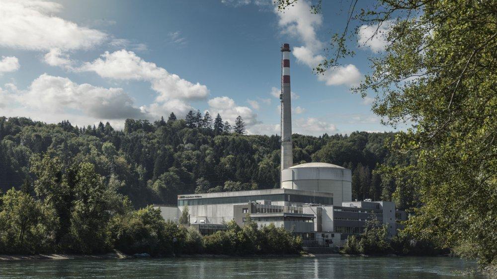 Au cœur d'un réacteur en fin de vie