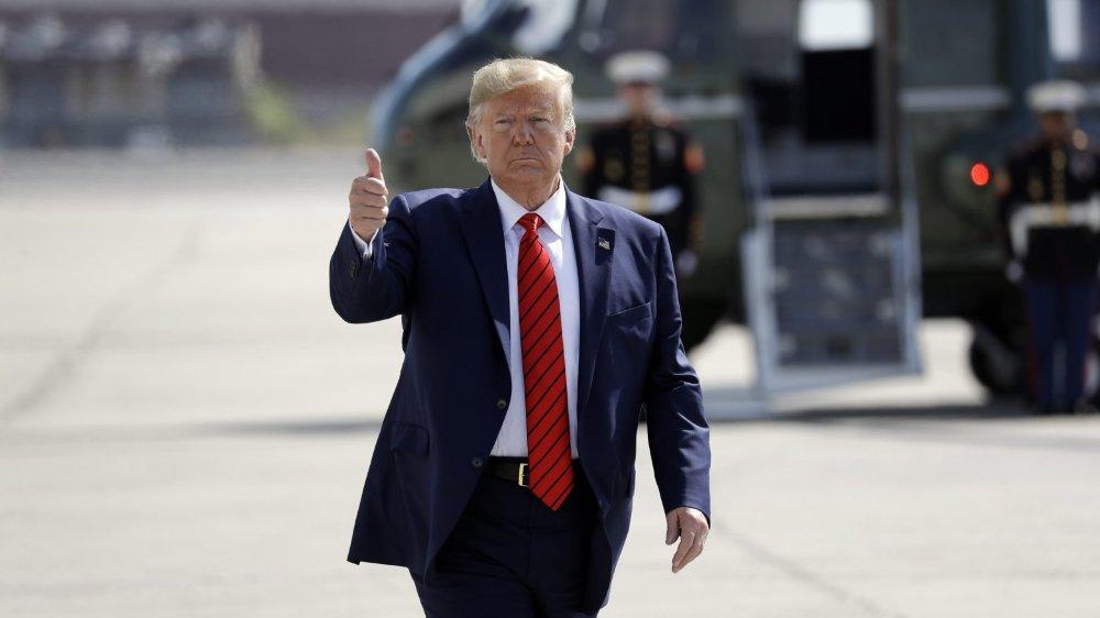 Donald Trump est sous le feu des démocrates.