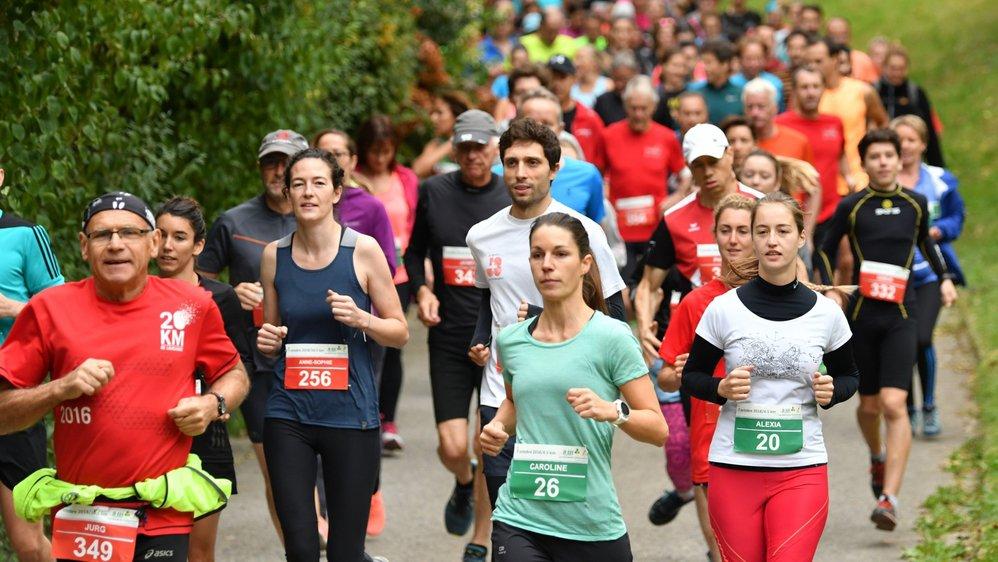 Deux cents coureuses et coureurs avaient pris part à la première édition en 2018.