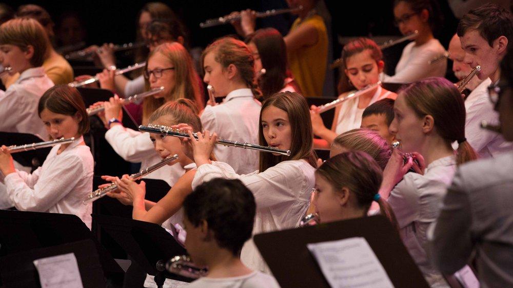 """Le festival de flûte traversière """"Intermezzo"""" fait la part belle à la jeunesse."""