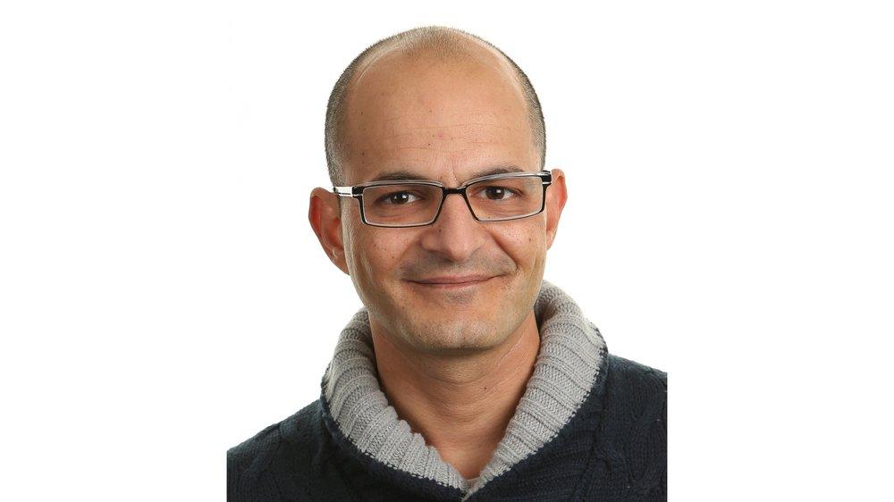 Le conseiller communal Giorgio Micello est le candidat PLR à l'exécutif.