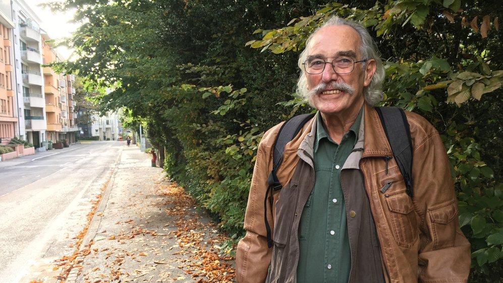 A la tête du «XXe siècle» depuis 2009, Nicolas Sautebin continue d'officier aux fourneaux. Ici, à sa sortie du tribunal.