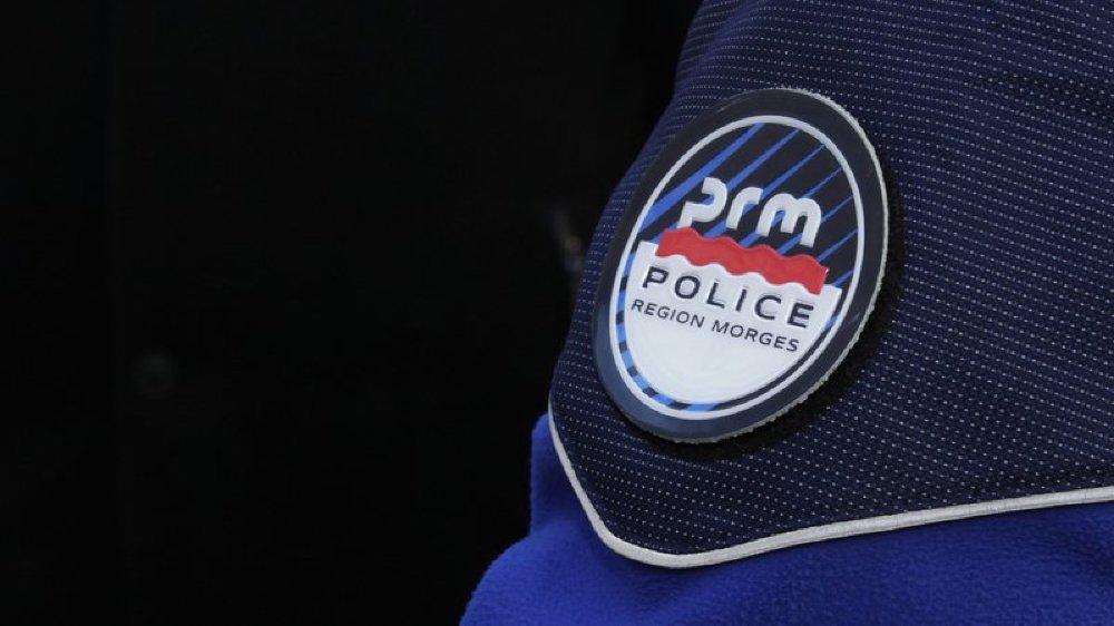 Deux patrouilles de Police Région Morges avaient pris en chasse les auteurs d'un car-jacking à Crissier en 2017.