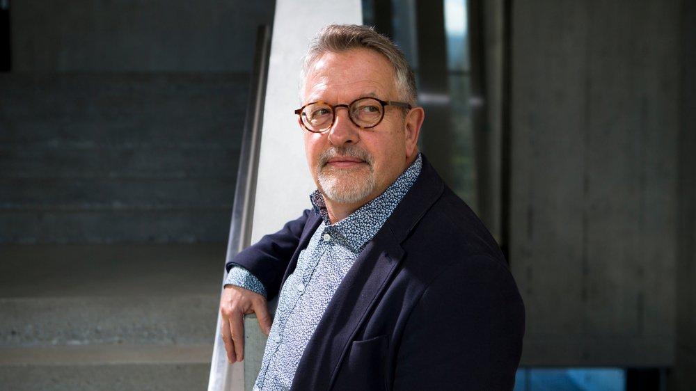 Philippe Blaser, ancien directeur des écoles, est le candidat socialiste à l'élection complémentaire à la Municipalité.