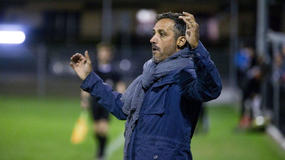 Au grand dam de son coach, Paulo Diogo, Saint-Prex a encaissé trois buts en sept minutes après la pause.