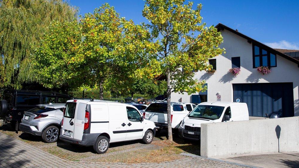 Les mesures prises par la Municipalité devraient bannir les voitures ventouses du centre de Tannay.