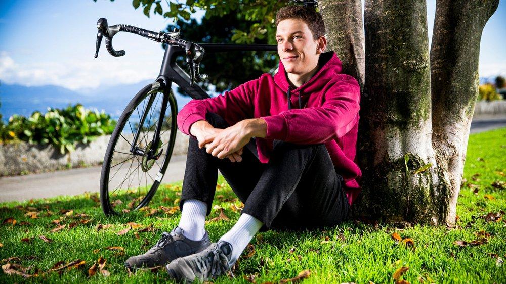 Le coureur de Saint-Saphorin-sur-Morges va tout faire pour réaliser son rêve: représenter la Suisse lors des Jeux olympiques 2020.