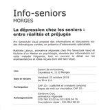 Info-seniors - La dépression chez les seniors