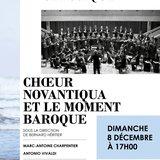 Choeur novantiqua et le Moment Baroque