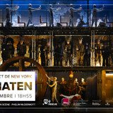 AKHNATEN opéra de Philip Glass