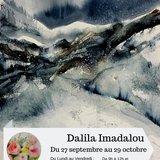 Exposition de Dalila Imadalou