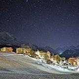 Ski nocturne au Figeler