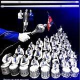 Spectacle du 50ème anniversaire des Tambours de l'Union à Vétroz