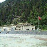 Visite de la centrale hydroélectrique de Mottec
