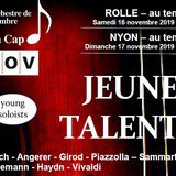 """Concert """"Jeunes Talents"""" de l'Orchestre Da Capo"""
