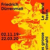 Friedrich Dürrenmatt – Le grand festin