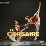 Ballet du Bolchoï: Le Corsaire de Ratmansky / Adam