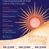Barocc'Opéra - Concert promenade de Noël