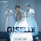 Ballet du Bolchoï :Giselle de Ratmansky / Adam