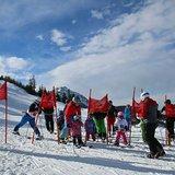 Course de ski familiale BBO, Axalp