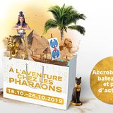 A l'aventure chez les pharaons !