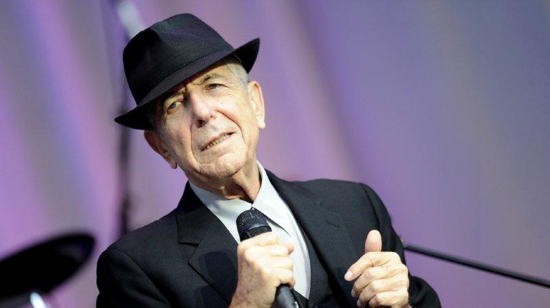 Le chanteur canadien Leonard Cohen avait déjà sorti 14 albums de son vivant.