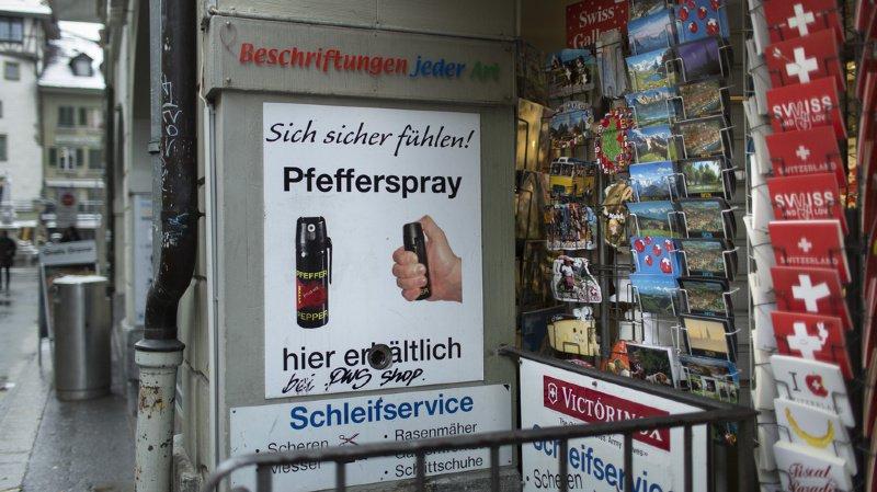 Sécurité: la criminalité baisse, mais la moitié des Suisses ont l'impression qu'elle augmente