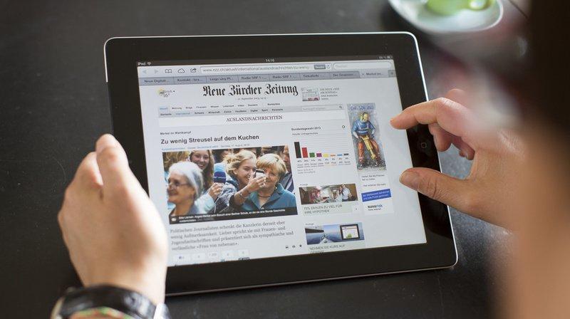 Les sondés accordent la plus grande compétence à la Neue Zürcher Zeitung.