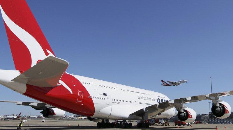 Le Boeing 787-9 de la compagnie Qantas est parti vendredi soir de New York. (Illustration)