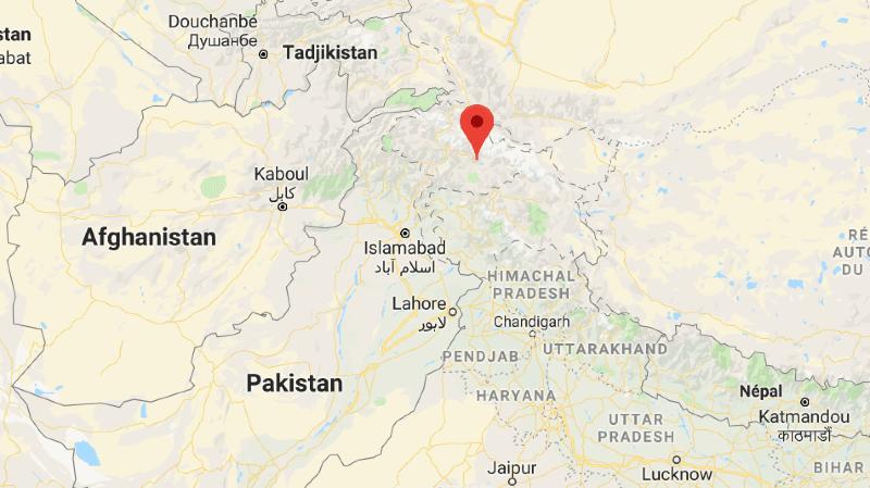 Pakistan: un bus tombe dans un ravin, 23 morts et 18 blessés
